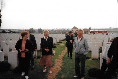 1996 War Graves