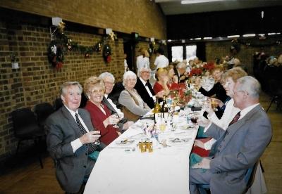 1997 Festive Lunch