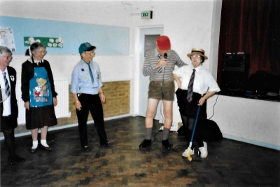 1999 School Days Charity Night