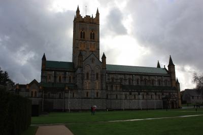 Buckfast Abbey (2)