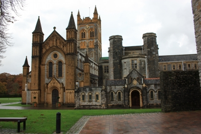 Buckfast Abbey (3)