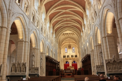Inside Buckfast Abbey (10)