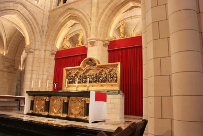 Inside Buckfast Abbey (7)