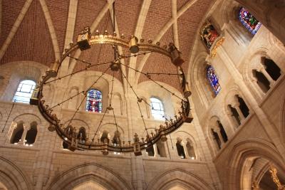 Inside Buckfast Abbey (8)