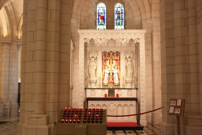 Inside Buckfast Abbey (9)