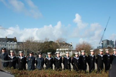 Navy guarding the Cenotaph (3)