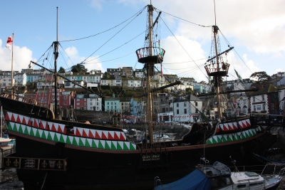 The Golden Hind (1)