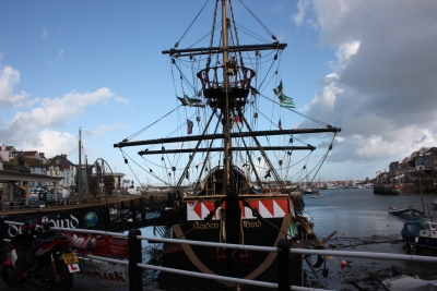 The Golden Hind (2)
