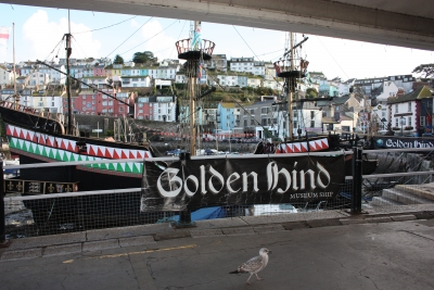 The Golden Hind (3)