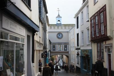 Totnes Clock
